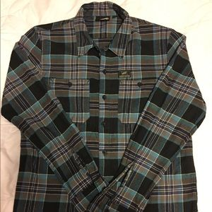 Vans Button Down Flannel